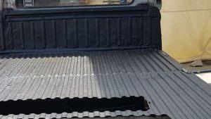 פוליאוריאה - ציפוי ארגז משאית